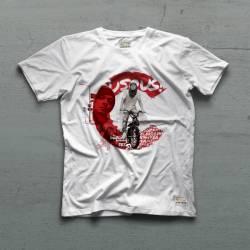 Ceza - Ceza - C Beyaz T-shirt