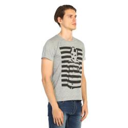 Bant Giyim - Charlie Chaplin Gri T-shirt - Thumbnail