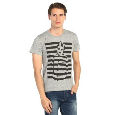 Bant Giyim - Charlie Chaplin Gri T-shirt