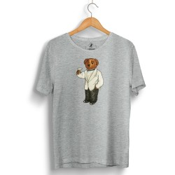 The Street Design - HH - Street Design Cheers Bear Gri T-shirt