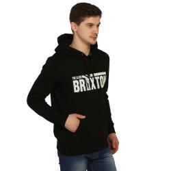 Bant Giyim - Clash Guns Of Brixton Siyah Hoodie - Thumbnail