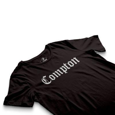 HH - Compton Siyah T-shirt