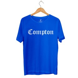 HollyHood - HH - Compton Mavi T-shirt