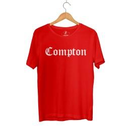 HH - Compton Kırmızı T-shirt - Thumbnail