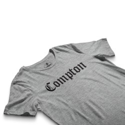HH - Compton Gri T-shirt - Thumbnail