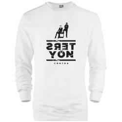 Contra - HH - Contra Ters Yön Sweatshirt