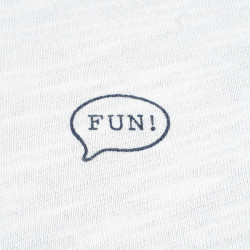 WE - Cool Guy Beyaz T-shirt - Thumbnail