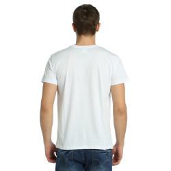 Bant Giyim - Cowboy Bebop Spike Beyaz T-shirt - Thumbnail
