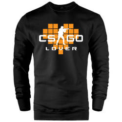 CS:GO - HH - CS:GO Turuncu Lover Sweatshirt