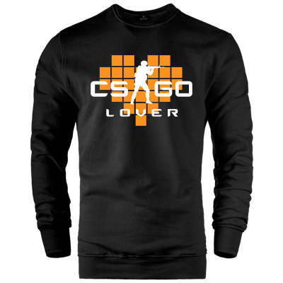 HH - CS:GO Turuncu Lover Sweatshirt
