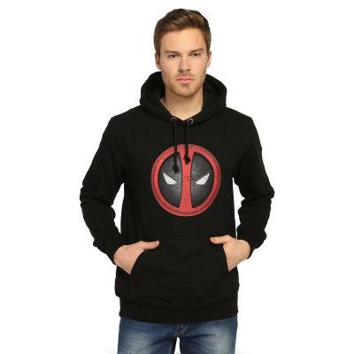 Bant Giyim - Deadpool Siyah Hoodie