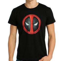 Bant Giyim - Deadpool Siyah T-shirt - Thumbnail
