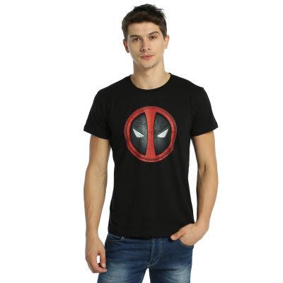 Bant Giyim - Deadpool Siyah T-shirt