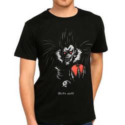 Bant Giyim - Death Note Ryuk Siyah T-shirt - Thumbnail