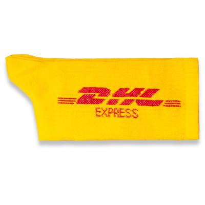 DHL Express Sarı Çorap