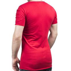 Celebry Tees Kırmızı T-shirt - Thumbnail