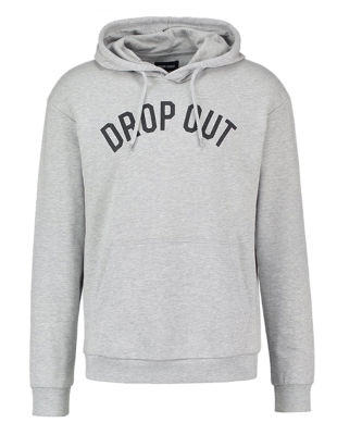 Drop Out Gri Hoodie