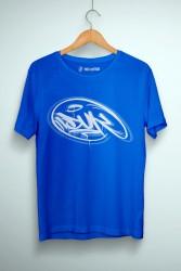 DukStill - HollyHood - Dukstill Duk Logo Mavi T-shirt