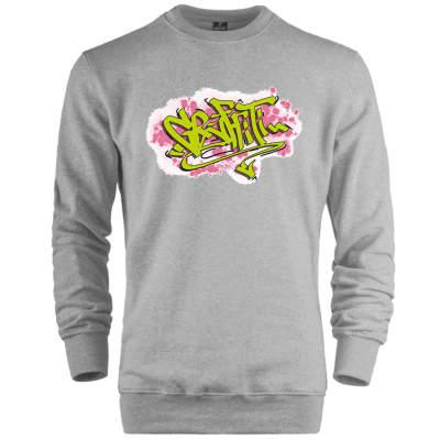 HH - Dukstill Graffiti Sweatshirt