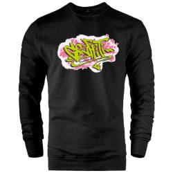 HH - Dukstill Graffiti Sweatshirt - Thumbnail