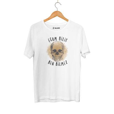 HH - Contra Egom Bilir Ben Bilmez Beyaz T-shirt