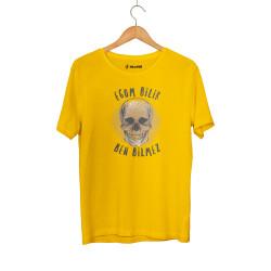 Contra - HH - Contra Egom Bilir Ben Bilmez Sarı T-shirt