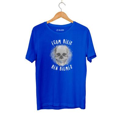 HH - Contra Egom Bilir Ben Bilmez Mavi T-shirt