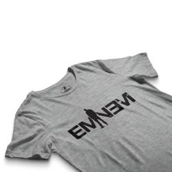 HH - Eminem LP Gri T-shirt - Thumbnail