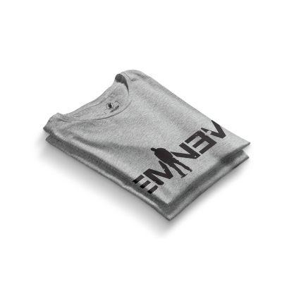 HH - Eminem LP Gri T-shirt