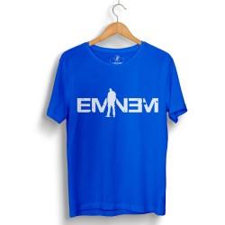 HollyHood - HollyHood - Eminem LP Mavi T-shirt
