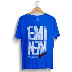 Groove Street - HollyHood - Eminem Recovery Mavi T-shirt