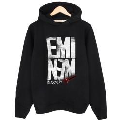 Groove Street - Hollyhood - Eminem Recovery Siyah Hoodie