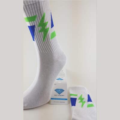 Energy Beyaz Çorap