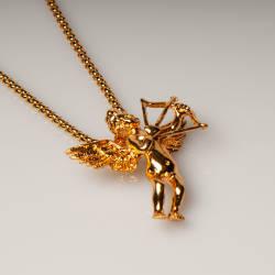 Eros Gold Kolye - Thumbnail