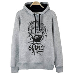 Eypio - Hollyhood - Eypio 2 Gri Hoodie