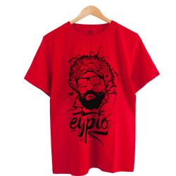Eypio - HollyHood - Eypio Kırmızı T-shirt