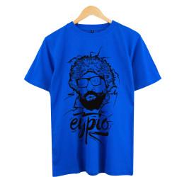 Eypio - HollyHood - Eypio Mavi T-shirt