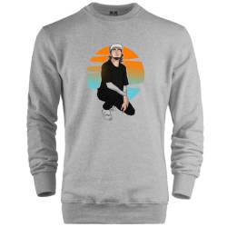 HH - Ezhel Gün Batımı Sweatshirt - Thumbnail