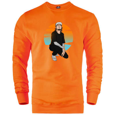 HH - Ezhel Gün Batımı Sweatshirt