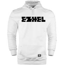 Ezhel - HH - Ezhel Tipografi Cepli Hoodie