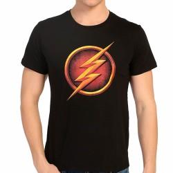 Bant Giyim - Flash Siyah T-shirt - Thumbnail