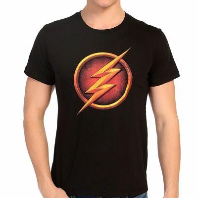 Bant Giyim - Flash Siyah T-shirt