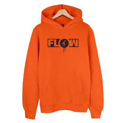 HH - Flow Turuncu Hoodie