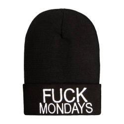 HollyHood - Fuck Monday Siyah Bere