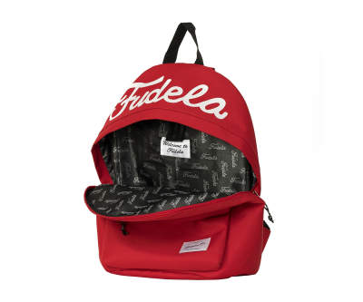 Fudela - Basic Kırmızı Sırt Çantası