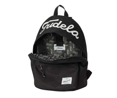 Fudela - Basic Siyah Sırt Çantası