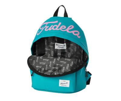 Fudela - Basic Yeşil Sırt Çantası
