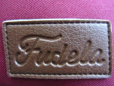 Fudela - INQ Bordo Sırt Çantası