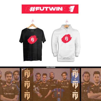 - FUTWIN Bundle-1 T-shirt + Hoodie