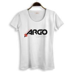 Gazapizm - HollyHood - Gazapizm Argo İzmir Kadın Beyaz T-shirt